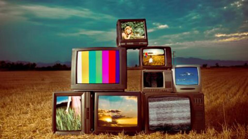 TV a colori - alt