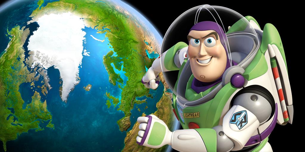 Buzz Lightyear - Uomo nello spazio