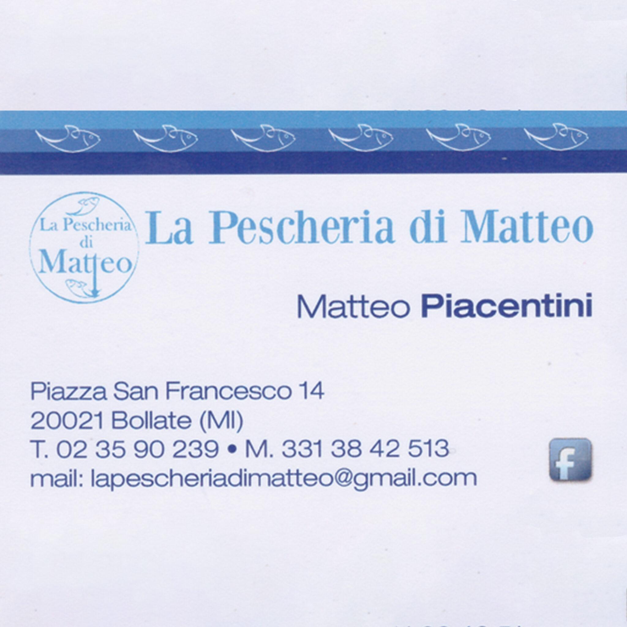 La Pescheria di Matteo