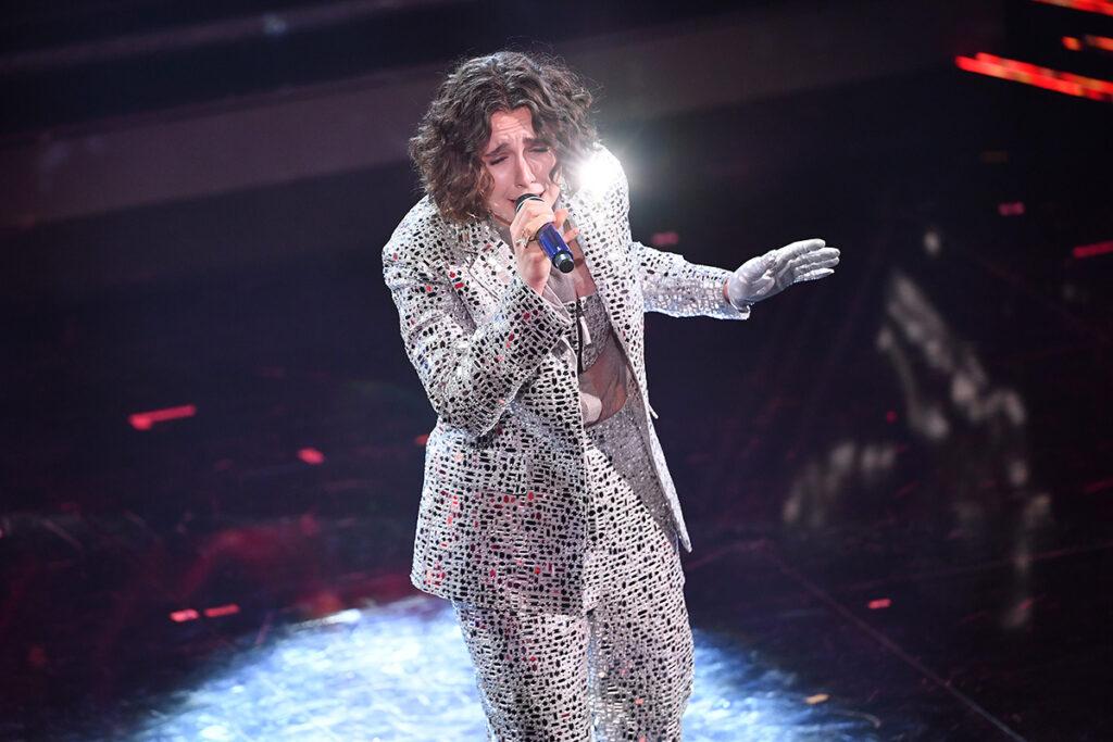 Madame- Prima serata Sanremo 2021 - Fonte Rolling Stone