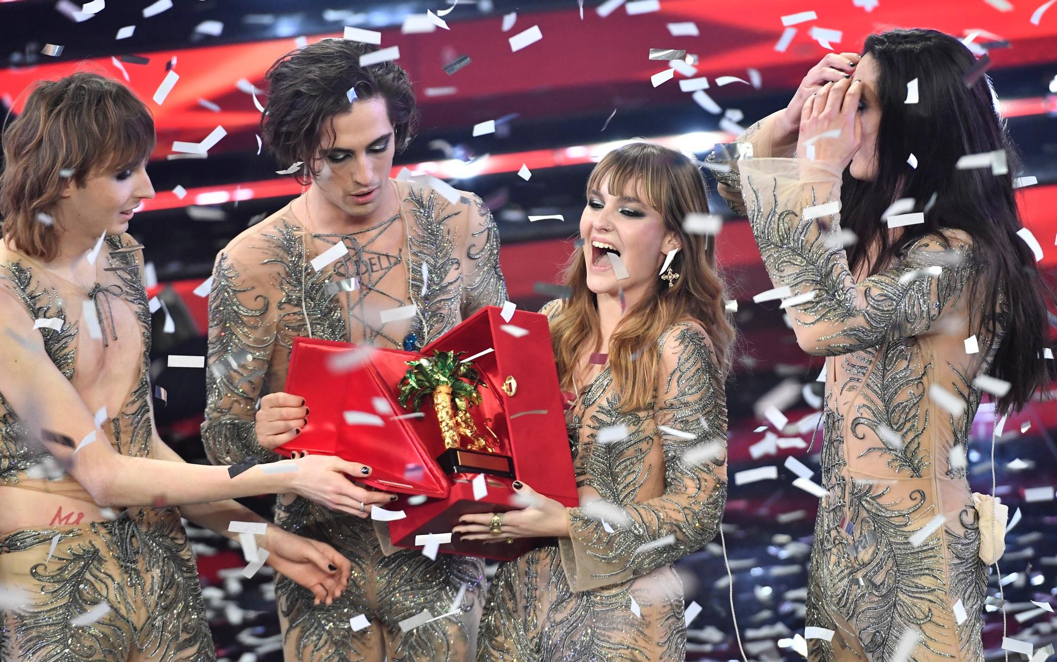 Sanremo 2021 – La Finale